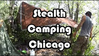 Stealth Camping Chicago