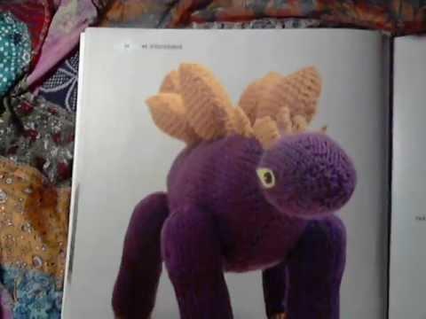 87e425ada3b55 Knitted Dinosaurs - YouTube