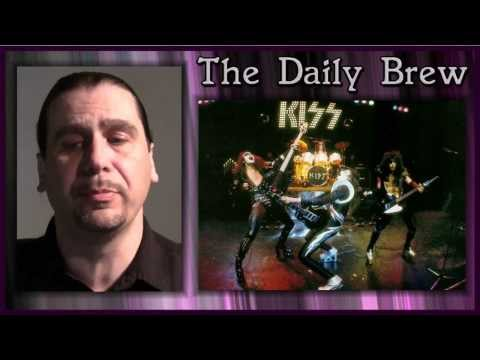 THE DAILY BREW #87 (2/24/2014) Coffee & The Headlines #ptn #kiss #RockAndRollHallofFame #ukraine