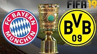 FIFA 19 | FC BAYERN MÜNCHEN vs. BORUSSIA DORTMUND | DFB POKAL ◄FCB #60►