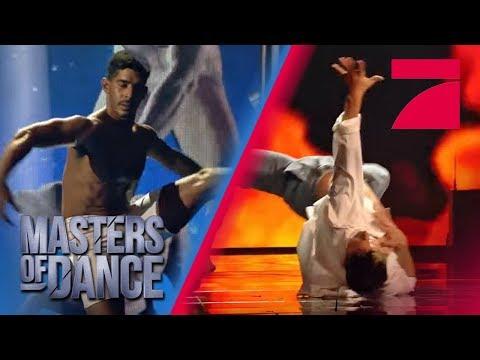 Luft und Feuer - Die Emotionen der Elemente | Masters of Dance | Battles | ProSieben