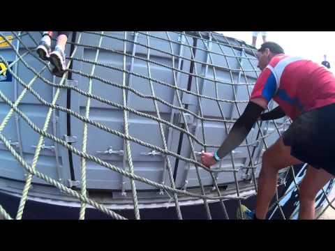 Spartan Sprint Obstacle Course 2015 ANZ Stadium Sydney
