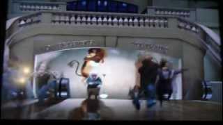 Madagascar Grand Central scene