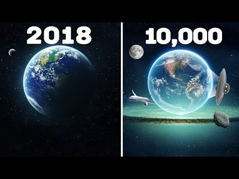 Download Youtube: 10,000 YEARS INTO THE FUTURE IN 10 MINUTES