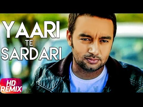 Yaari Te Sardari ( Remix ) | Sippy Gill Feat Desi Crew | Speed Records