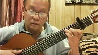 Ai Đưa Em Về (Nguyễn Ánh 9) - Guitar Cover by Hoàng Bảo Tuấn