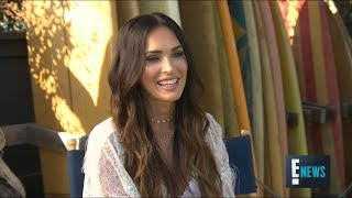 Megan Fox on Balancing Motherhood & Career   E News Interview