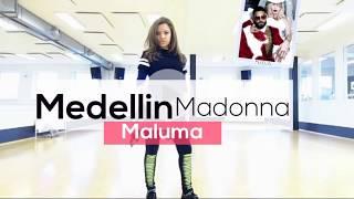 MEDELLIN - Madonna & Maluma - Original choreo Karla Borge