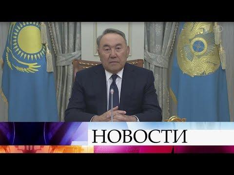 Президент Казахстана Нурсултан
