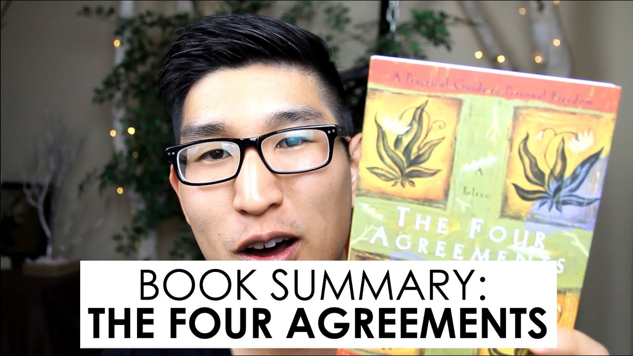 Self Esteem Hack The Four Agreements Summary Review Youtube