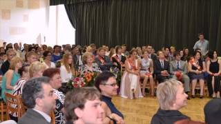 School graduation ( slideshow )