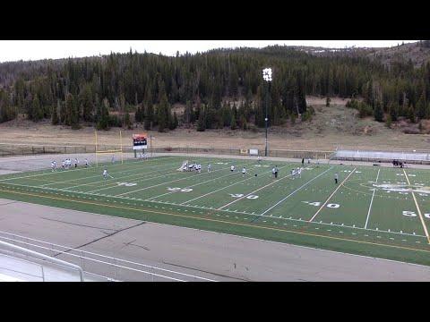 SHS Boys Lacrosse Vs Vail Mountain School (5/18)