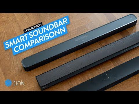 Smart Soundbar Comparison - Best Soundbar 2019