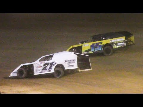 Modified B-Main One | Tyler County Speedway | 6-30-18