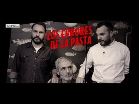 EL COMIDISTA | Errores que no debes cometer con la pasta