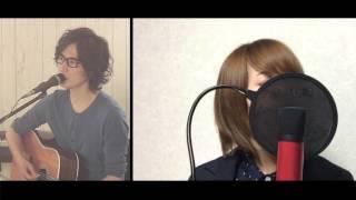宇多田ヒカル/花束を君に『とと姉ちゃん』主題歌 (Full Cover by Kobasolo & Lefty Hand Cream)