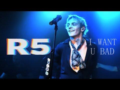 R5 - I WANT U BAD (New Addictions Tour) Cologne, Germany Oct 20