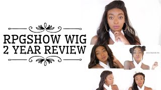 2 YEAR REVIEW RPGHAIR WIG