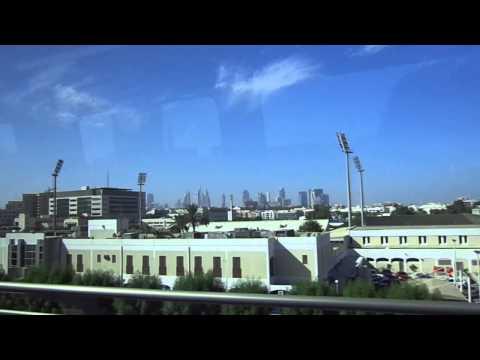 DUBAI METRO...TO DUBAI HEALTHCARE CITY