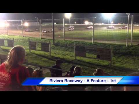 Riviera Raceway 6/22/13 - Kyle Prauner 5K
