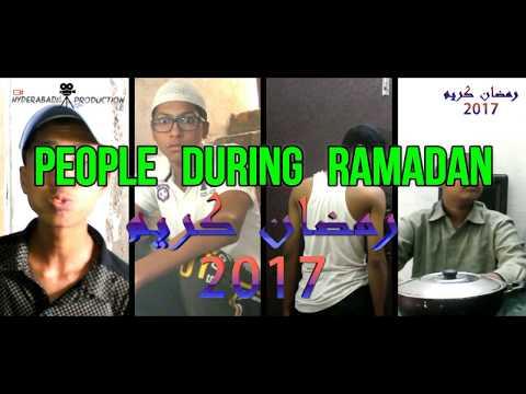 PEOPLE DURING RAMADAN || HYDERABADI COMEDY || HYDERABADI PRODUCTION