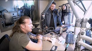 Long interview with Chris Jericho on AWE, Fozzy and where all his confidence comes from