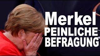 Merkel : Befragung Bundestag - Das wichtigste in KÜRZE HD