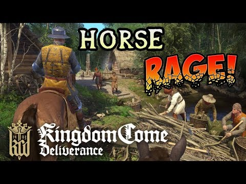 TELEPATHIC SOLDIERS! Kingdom Come Deliverance