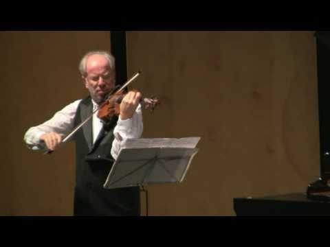 Gidon Kremer live in Vicenza