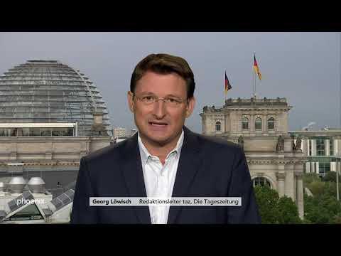 phoenix nachgefragt mit Georg Löwisch am 03.09.19
