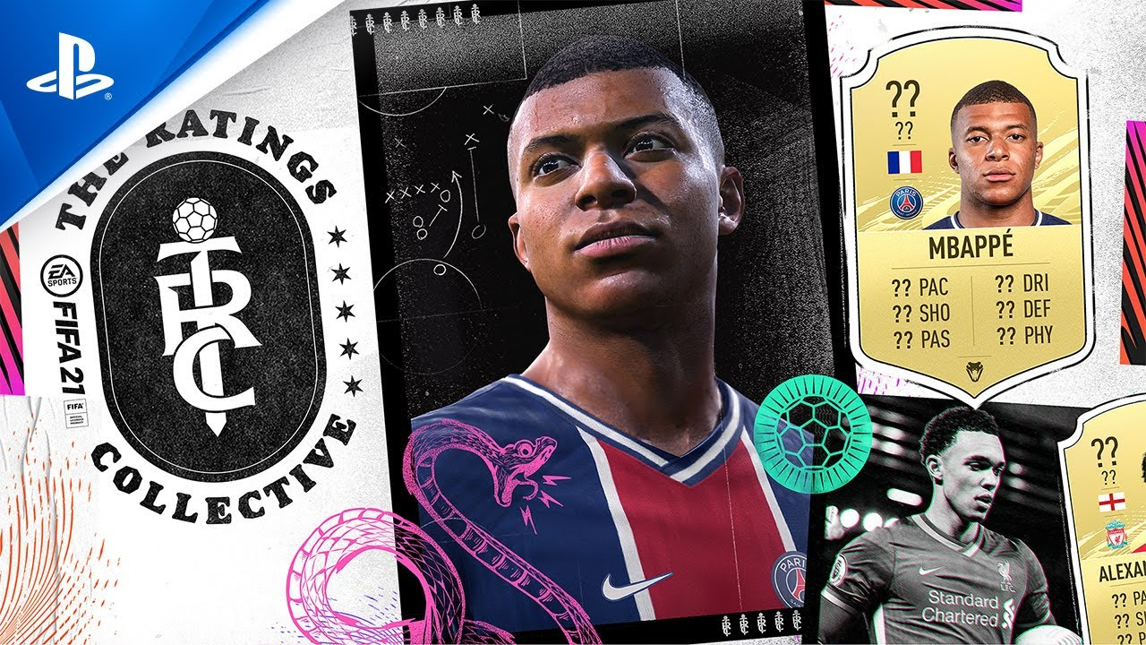 FIFA 21 - The Ratings Collective: Player Ratings Reveal Trailer | PS4