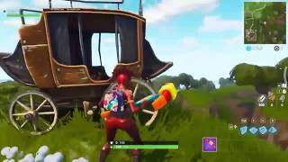 *NEW* FORTNITE SEASON 5 VEHICLE // FORTNITE SEASON 5 UPDATE // VINTAGE VEHICLE LEAKED IN FORTNITE!