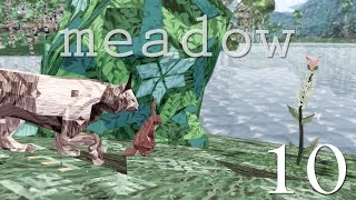 Rare & Hidden Blossoms for Bunny Food!! • Meadow - Episode #10