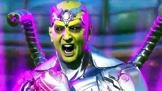 INJUSTICE 2 - Brainiac Gameplay Trailer (PS4, Xbox One)