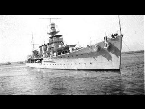 Danae-class cruiser