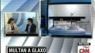 postura glaxosmithkline frente a la multa de anmat medio cnn espaol