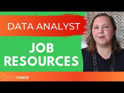 Data Analyst Job Resources