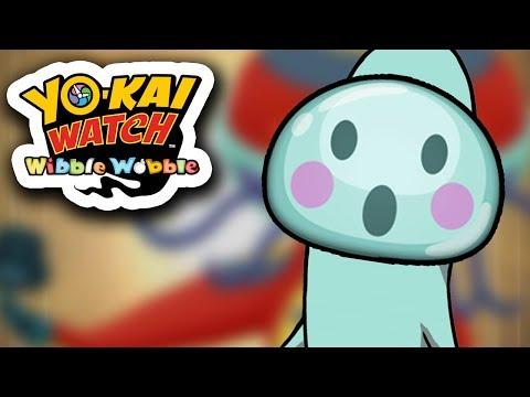 YO-KAI WATCH WIBBLE WOBBLE EN LIVE #2 - OBJECTIF : SLURPENT ?!