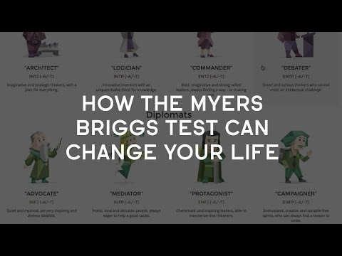 How The Myers Briggs Personality Test Can Change Your Life