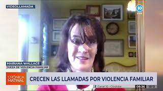 Crecen las llamadas por violencia familiar