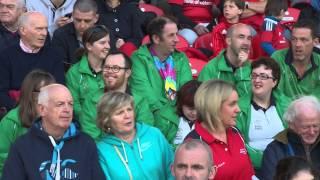 Special Olympics Ireland Honoured At Irish Independent Park