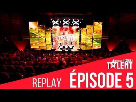 REPLAY Episode 5 L'Afrique a Un Incroyable Talent   saison 2