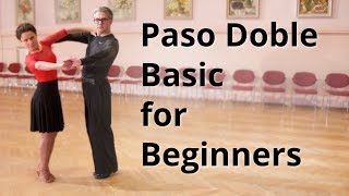 Paso Doble Basic Steps for Beginners