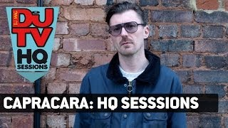 Capracara: 60 Minute House and Techno Live DJ Mag HQ Sessions Set