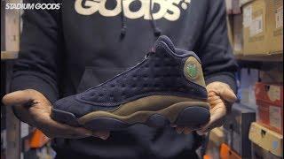 low priced c57d0 a2186 Unboxing  Air Jordan  quot Olive quot  ...
