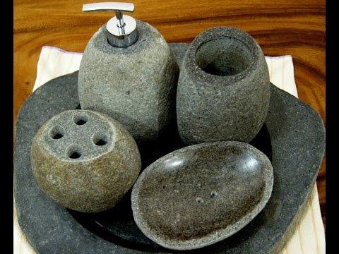 Stone Bathroom Accessories