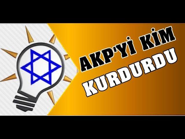 ERBAKAN: ''Akp'yi Kuran kurduran Siyonizmdir''