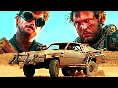 Mad Max: Roadkill BBQ