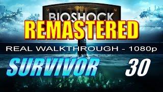 Bioshock Remastered Walkthrough Part 30 - Speed Run for Lot 192 in Apollo Square