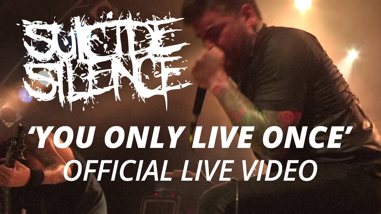 Suicide Silence - You Only Live Once (Official HD Live Video) - YouTube